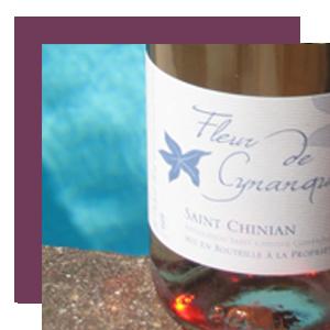 Cuvée Fleur de Cynanque rosé