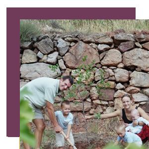 Les vignerons du Mas de Cynanque